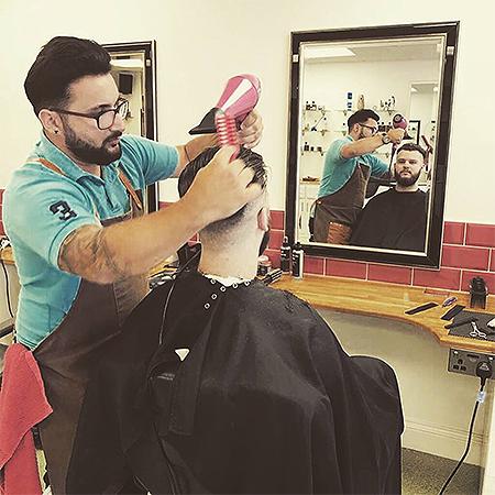 Stow Barbers Ltd