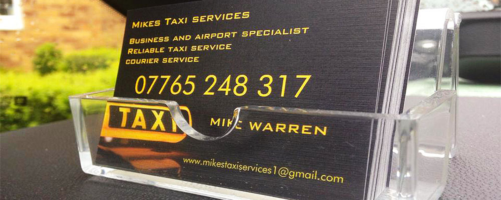 Mike's Taxi Services
