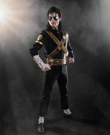 Rory Jackson as Michael Jackson