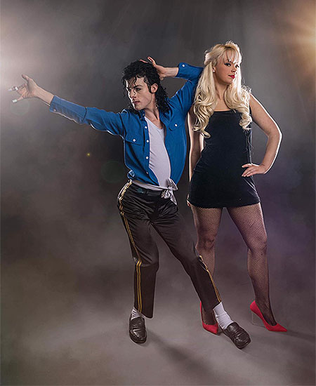 Rory Jackson as Michael Jackson