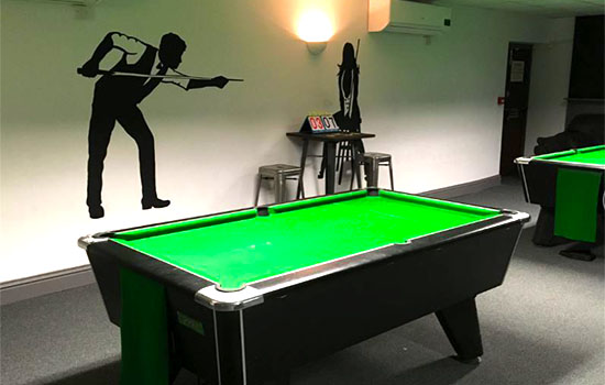 JP's Snooker And Pool Club Harlow Darts Club