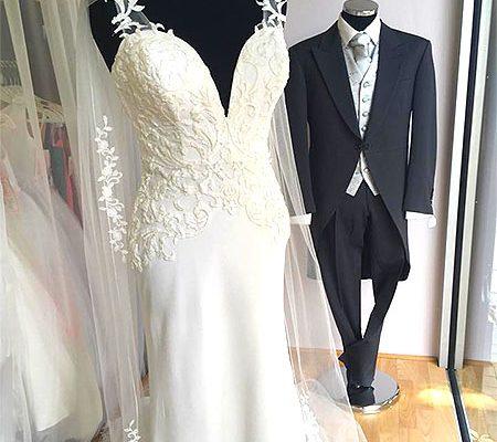 Peaches Wedding Shop Harlow Bridesmaids Dresses Wedding Dress