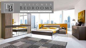 German Designer Bedrooms Harlow Bedroom Furniture mattresses