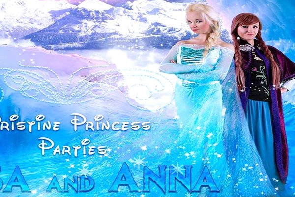 Pristine Princess Parties Disney Princess Parties Harlow Character Party