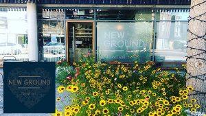 New Ground Coffee Shop Harlow Sweet Treats Hot Drinks