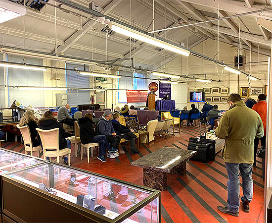 Cadmore Auctions Auction House Things To Do In Harlow