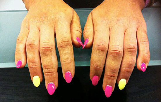 La Bellezza WithIn Beauty Salon Lash Extentions Eyebrow Tint Wax Tanning Nail Manicure Pedicure Acrylics Harlow Essex
